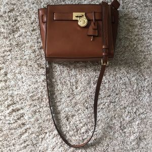 Michael Kors Hamilton traveler crossbody bag